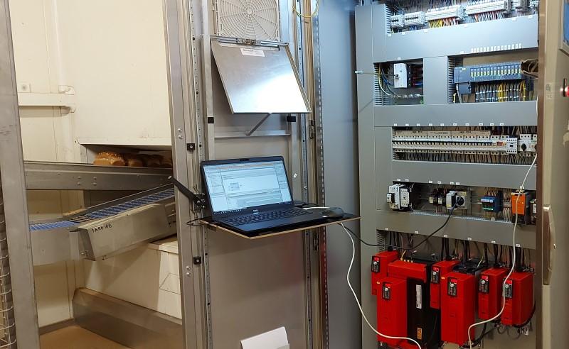 Bakkerij Holland Bepacom ET200SP PLC SEW (7)